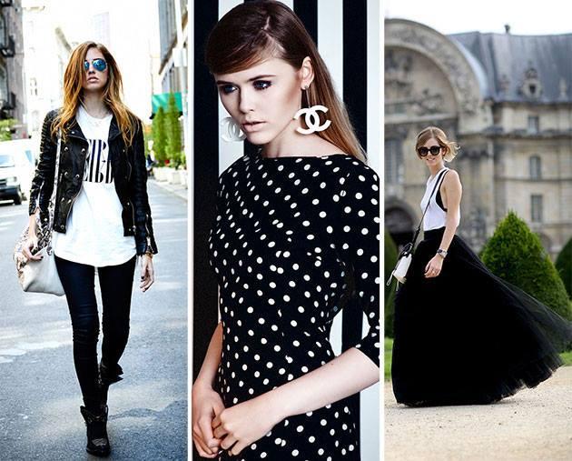 bb8c8d4aa8e0 ΠΩΣ ΝΑ ΦΟΡΕΣΩ ΤΑ ΑΣΠΡΟΜΑΥΡΑ ΡΟΥΧΑ | Capriccioshop.gr | γυναικεία ρούχα
