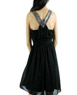 Φόρεμα κλος ζορζέτα, με λεπτομέρεια λούρεξ. pencil από ελαστικό ύφασμα, που δεν διαφανίζει Ένα υπέροχο φόρεμα που μπορεί να συνδυαστεί μοναδικά στις βραδινές σας εμφανίσεις. Τελειος συνδυασμός είναι με παπούτσια γόβες ενω απο αξεσουαρ επιλέξτε minimal.